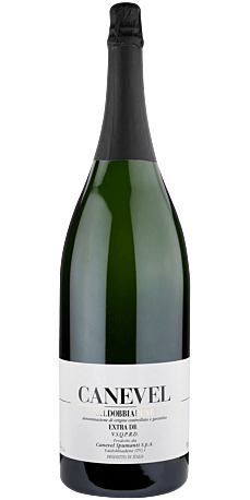 Canevel, Prosecco Extra Dry 6 Liter