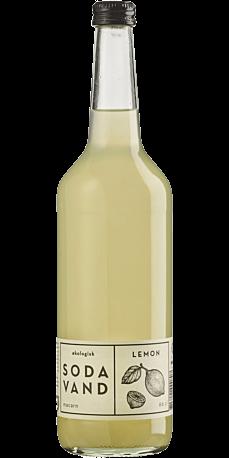 Macarn, Økologisk Lemon Sodavand 66 cl.