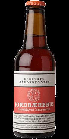 Ebeltoft Gårdbryggeri, Jordbærbrus 25 cl