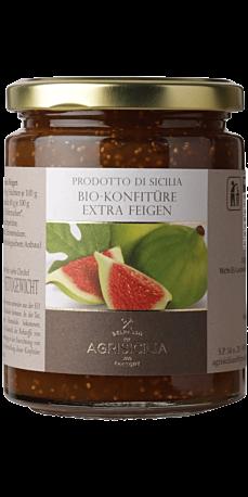 Agrisicilia, Økologisk Figensyltetøj