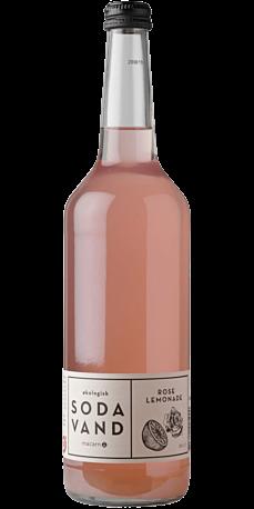 Macarn, Økologisk Rose Lemonade 66 cl.