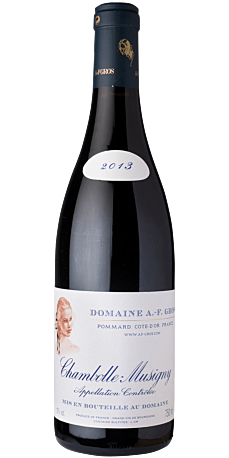 A.F. Gros, Chambolle Musigny 2016