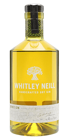 Whitley Neill, Quince 43% 70 cl.