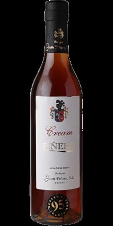 Juan Piñero, Cream