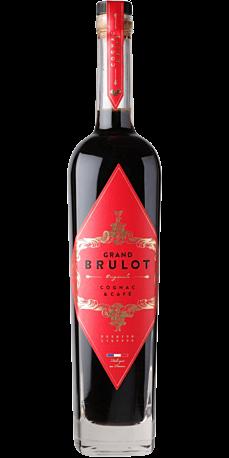Grand Brulot Cognac & Café Liqueur