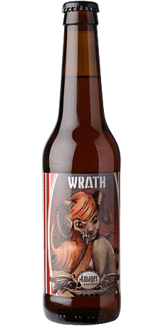 Amager Bryghus, Wrath 33 cl.
