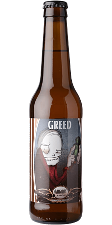 Amager Bryghus, Greed 33 cl.