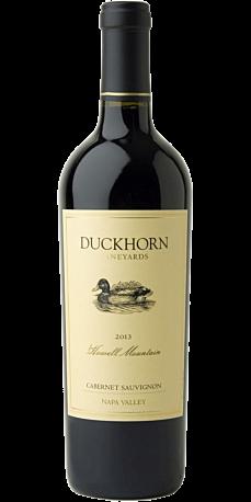Duckhorn, Howell Mountain Cabernet Sauvignon 2013