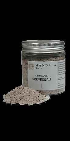 Mandala Organic, Hjemmelavet Rødvinssalt
