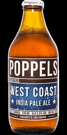 Poppels, West Coast IPA