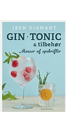 Bogen Gin, Tonic & Tilbehør - masser af nye opskrifter