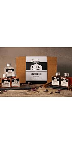 Gin Bothy, Love Tasting Box