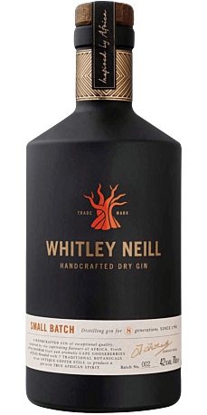 Whitley Neill, London Dry Gin