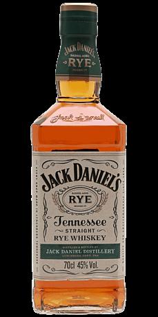 Jack Daniels, Rye 45% 70 cl