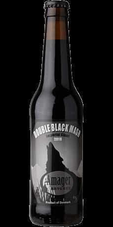 Amager Bryghus, Double Black Mash 2019
