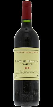 Chateau Trotanoy 2000