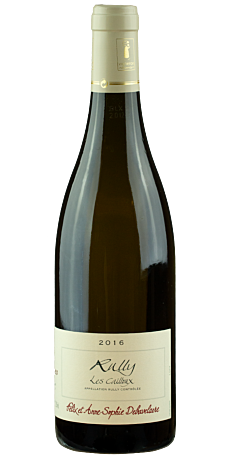 Domaine Rois Mages, Rully Les Cailloux Blanc 2018