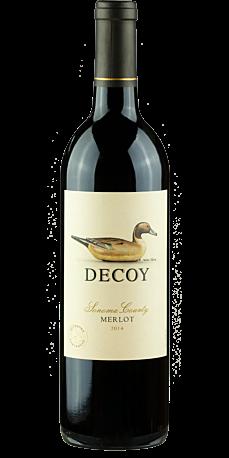Duckhorn, Decoy Merlot 2018