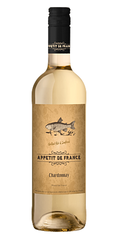 Appetit de France Chardonnay 2018