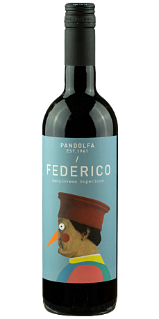 Pandolfa, Federico DOC 2018