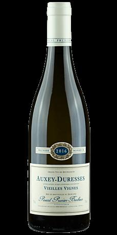 Pascal Prunier-Bonheur, Auxey Duresses Vielles Vignes Blanc 2017
