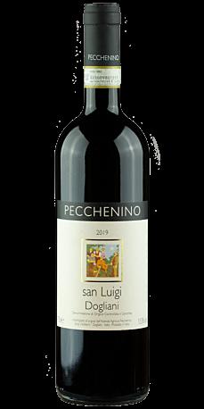 Pecchenino, Dolcetto di Dogliani, San Luigi 2020
