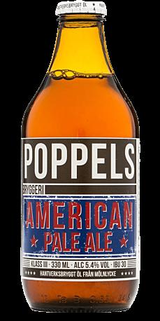 Poppels, American Pale Ale