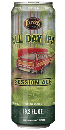 Founders, All Day IPA Session Ale