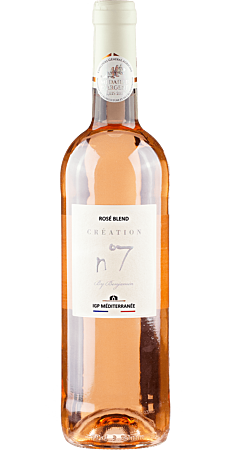Provence Wine Maker, Creation No 7, Rosé Blend 2019
