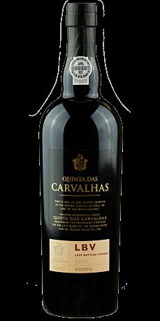 Quinta das Carvalhas, Late Bottled Vintage Port 2016