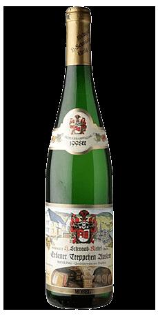 Weingut Schwaab-Kiebel, Erdener Treppchen, Riesling Auslese 1998