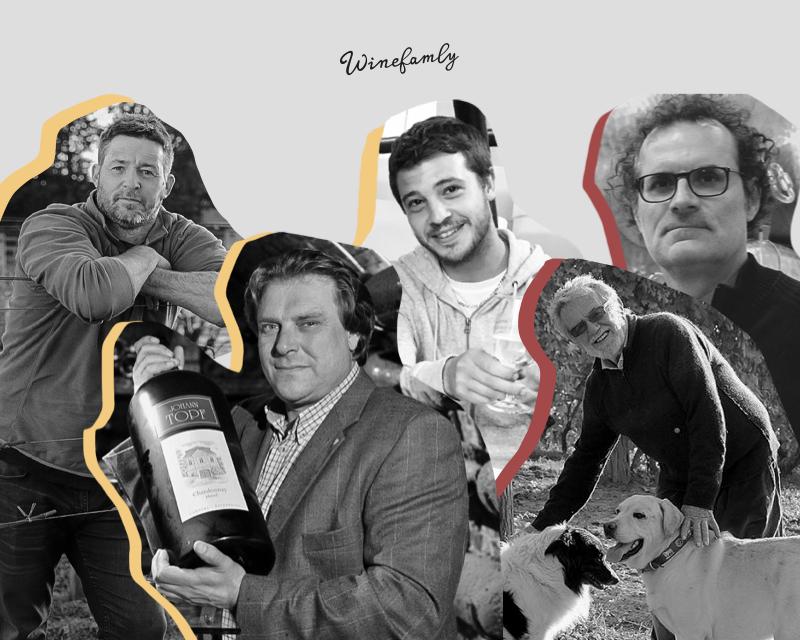 Mød Winefamlys - og dermed også dine - Vinbønder